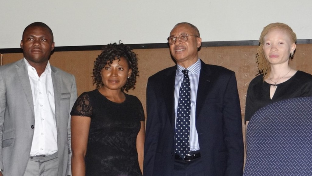 Pat Utomi and business plan competition winners