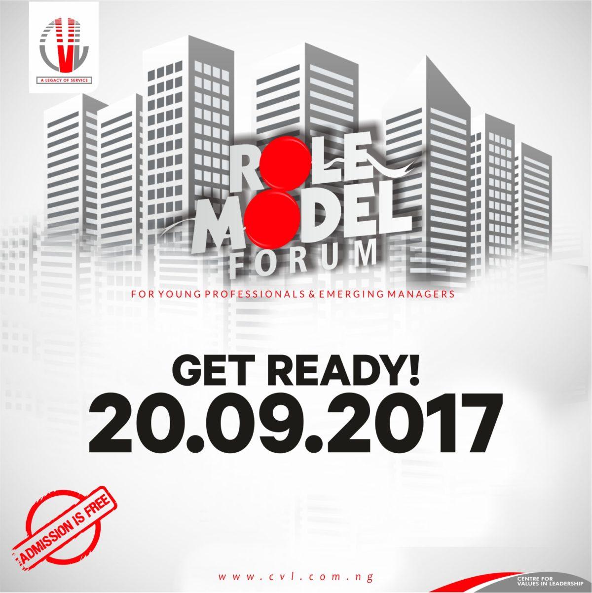CVL Role Model Forum - Sept 2017